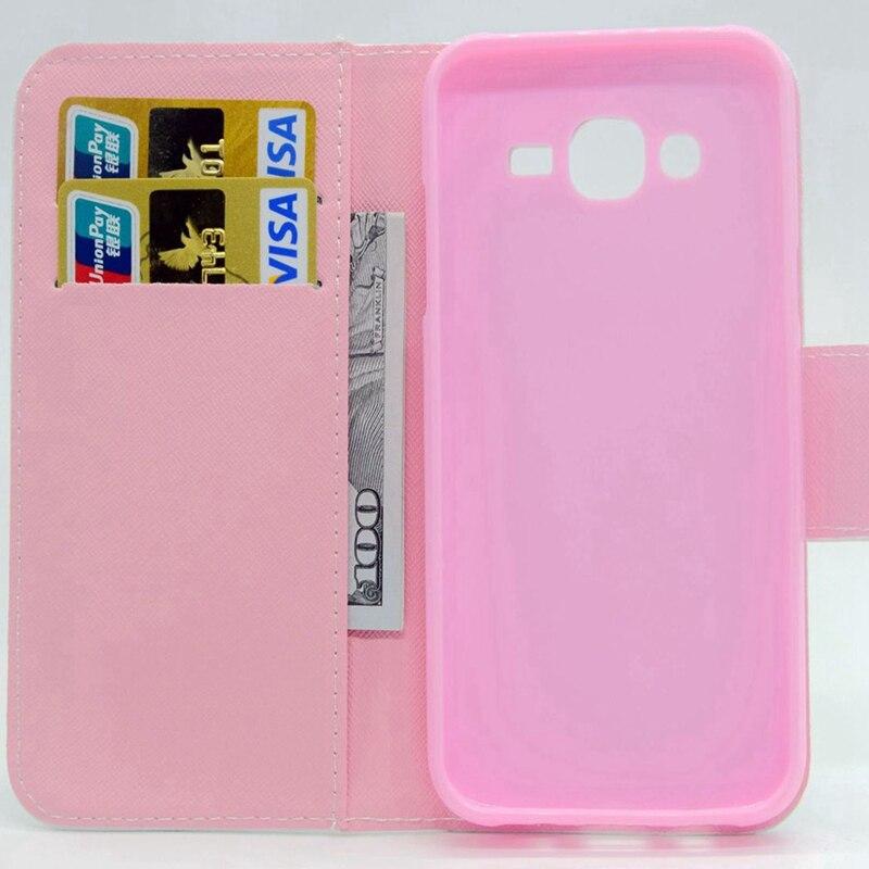 Funda de teléfono J5 para Samsung Galaxy J5 J500 Nueva cubierta de - Accesorios y repuestos para celulares - foto 4