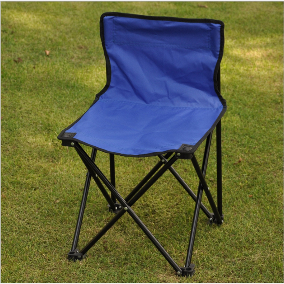 yingtouman portable lightweight foldable cloth outdoor chair fishing chair for paint from life beach chair camping - Folding Outdoor Chairs