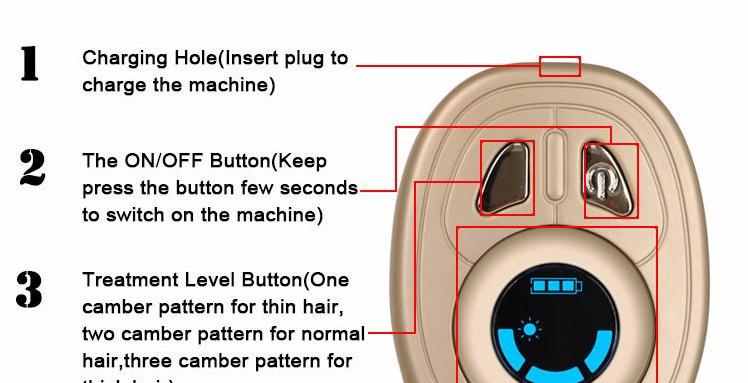 100V-240V LCD Electric Thermal Hair Removal Instrument Women\'s Epilator USB Charging8