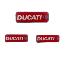 DUCATI Computer embroidery patches,Patch Badges Embroidered