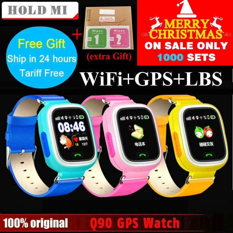 Hold Mi Q90 Baby Watch Finder Locator font b Tracker b font Child Kids font b