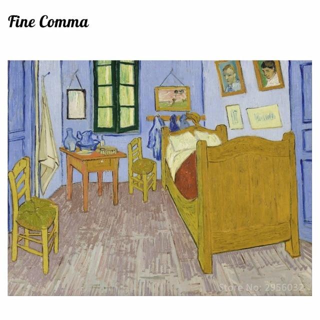Bedroom in Arles 3rd version by Vincent van Gogh Hand painted Oil ...