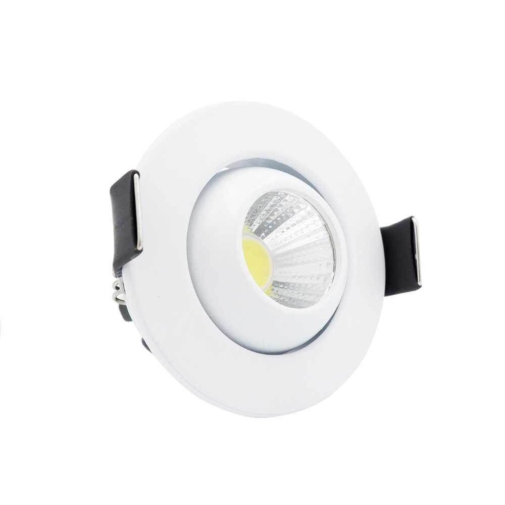 3w Led Recessed Spot Light Directional