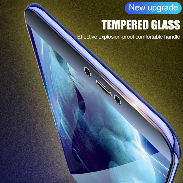 Tempered Glass Front Film Galaxy 5