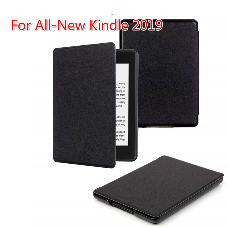 Cover Case For Amazon All-new Kindle 2019 With Built-in Front Light Ereader New Kindle Touch 10th (10th Gen 2019)