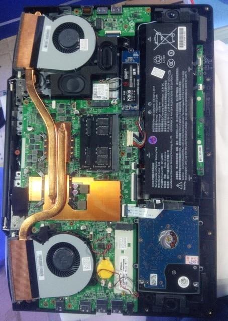 gaming laptop computer i7 6700HQ cpu ddr4 16gb ram 128gb ssd 1TB hdd 1920x1080 15.6 inch
