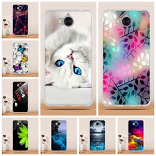 Case For Huawei Y5 2017 Cover for Huawei Y6 2017 Case Cover Silicon Phone Case for Huawei Y5 III fundas for huawei Honor 6 Play