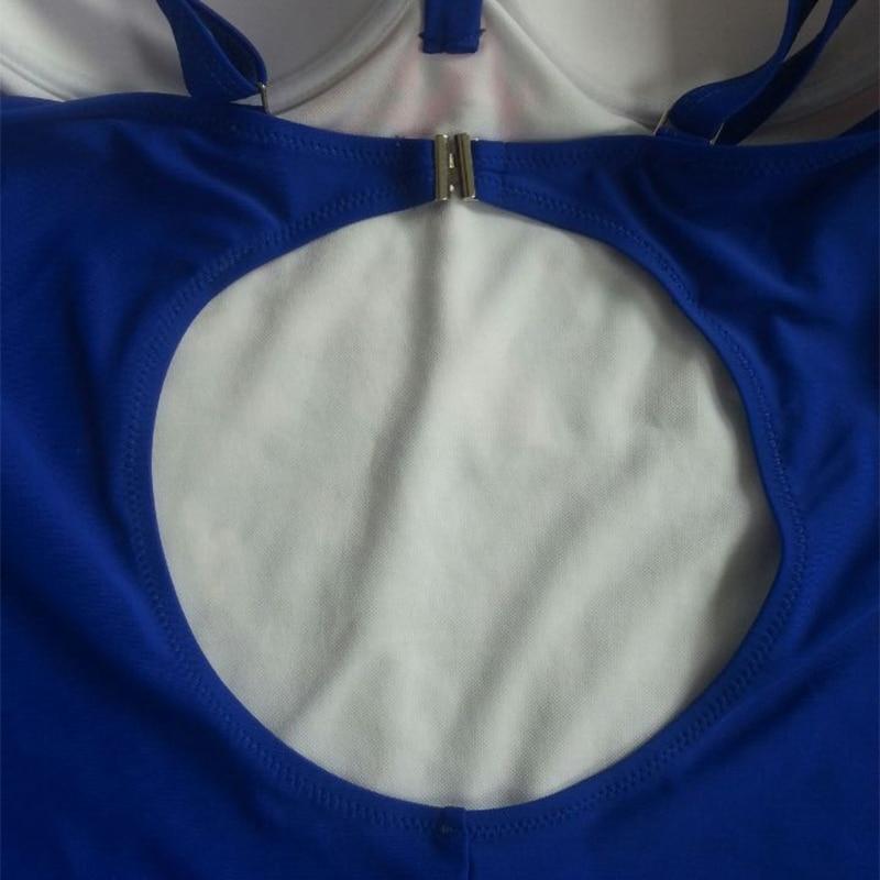 Φουσκωτό μαγιό Μπικίνι μονοκόμματο - Αθλητικά είδη και αξεσουάρ - Φωτογραφία 6