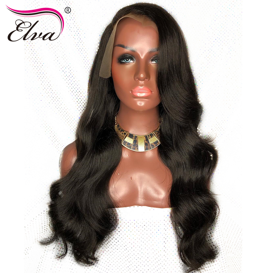 13x6 Lace Front Human Hair Wigs With Baby Hair Brazilian Remy Hair Lace Front Wig 150