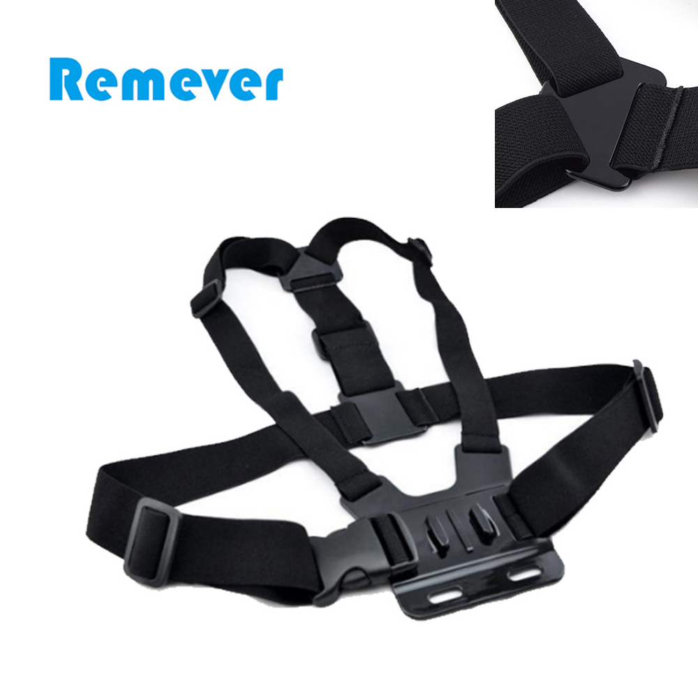 New Action Camera Shoulder Strap Mount for Gopro Accessories Hero Sjcam Xiaoyi