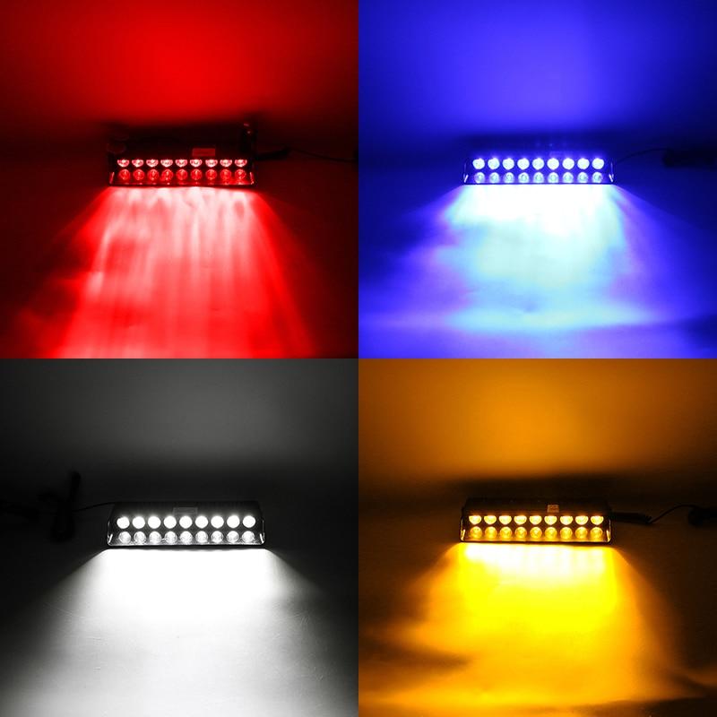 AEING 1 dəst 9 LED Avtomobil üçün Harzard DashBoard Təcili - Avtomobil işıqları - Fotoqrafiya 6