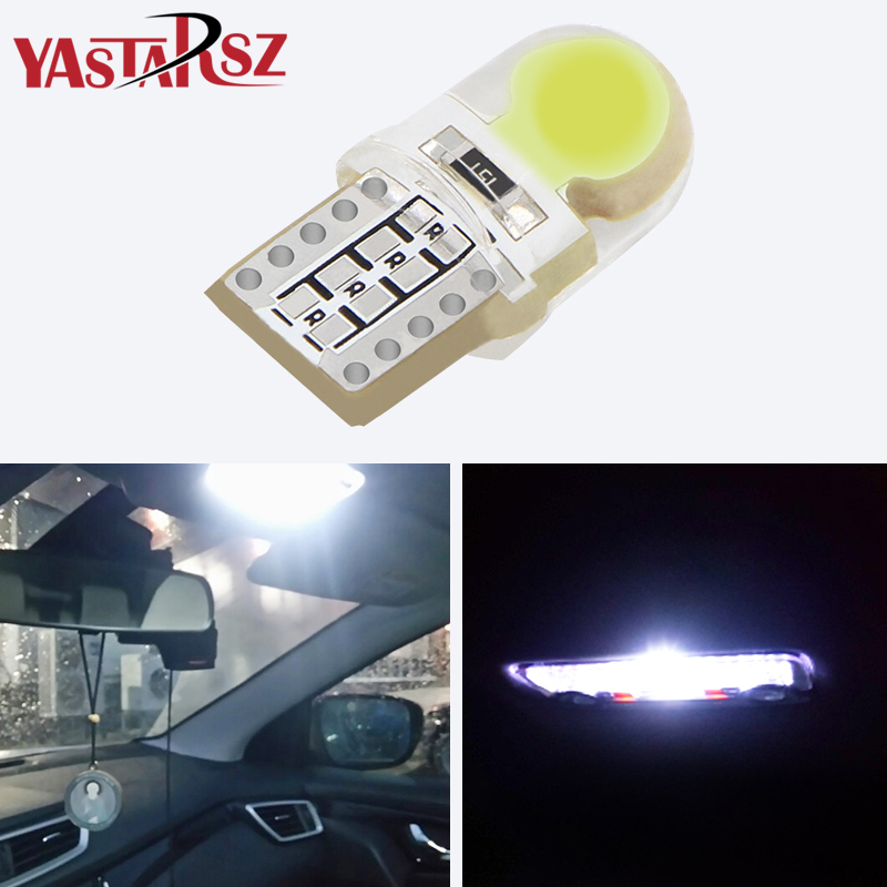 1Pcs Auto T10 Led Cold White 194 W5W LED 168 COB Silica Car Super Bright Turn Side License Plate Light Lamp Bulb DC 12V eyoyo c15 tft vga 15 touch screen lcd pos monitor retail restaurant bar pub touchscreen 1024x768 free shipping