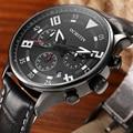 Fashion Watches Men Luxury Top Brand New Men's Multifunction Quartz Watch Male Wristwatch relogio masculino relojes Hour Clock