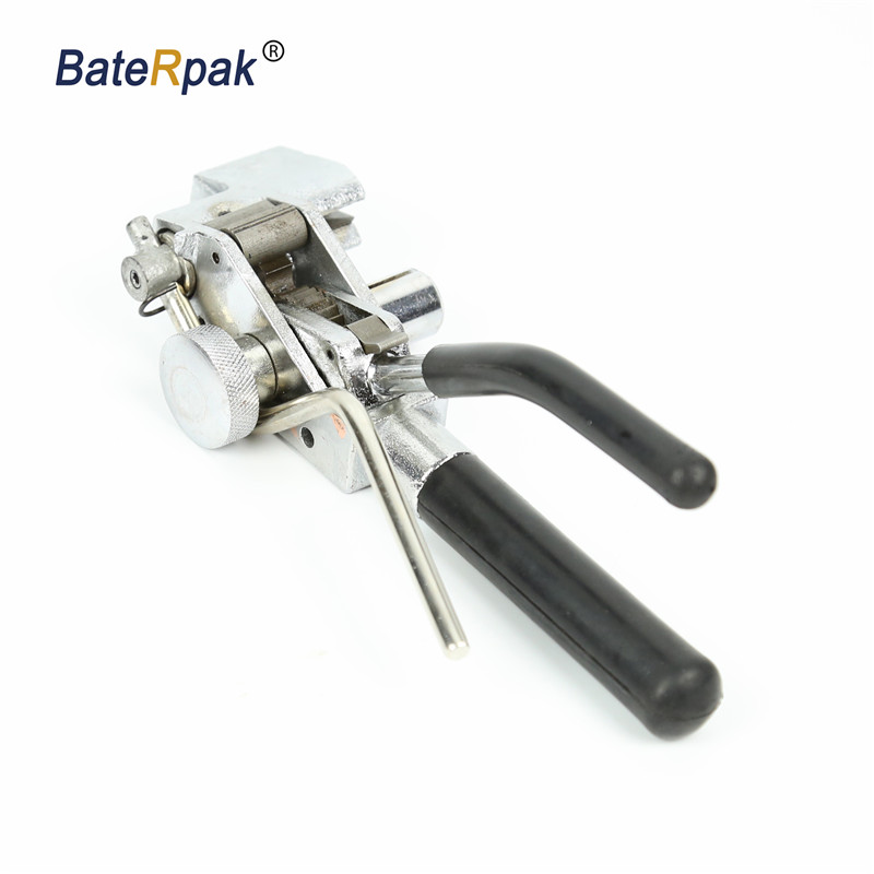 GT25 Special Steel Strapping Tensioner Sealer steel strap binding tools Pipe tightening pliers clamp and steel