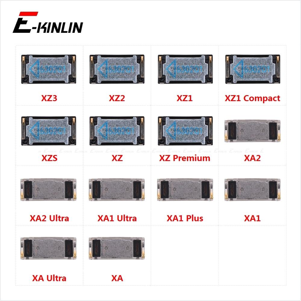 Earpiece Receiver Front Top Ear Speaker Repair Parts For Sony Xperia XZ3 XZ2 XZ1 XZS XZ XA2 XA1 XA Ultra Plus Premium