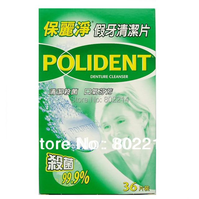 teeth whitening dentist recommend polident denture cleanser anti