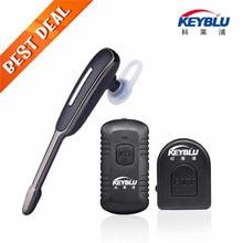 Two Way Radio Bluetooth Headset For Kenwood PTT Speaker Microphone For Motorola Earpiece PC Two Way Radio Bluetooth Headset