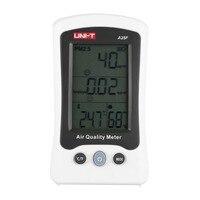 Детектор газа цифровой ThermometerUNI T A25F PM2.5 мониторинга качества воздуха анализатор Температура влажность тестер окружающей метр