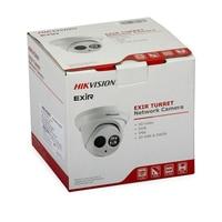 8pcs/lot Hikvision New English Version IP Camera 4.0 megapixel Multi Language IR Dome Camera IP Camera Outdoor DS 2CD2343GO I