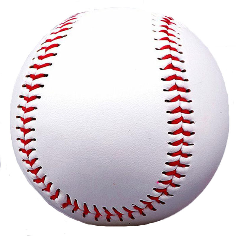 High Quality 9# Handmade Baseballs PVC Hard&Soft Baseball Balls Softball Ball Training Exercise Baseball Balls