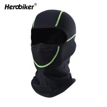 Herobiker Балаклава мото маска тактический Пейнтбол Wargame военный спецназ шлем обучение полный маска для лица шапки