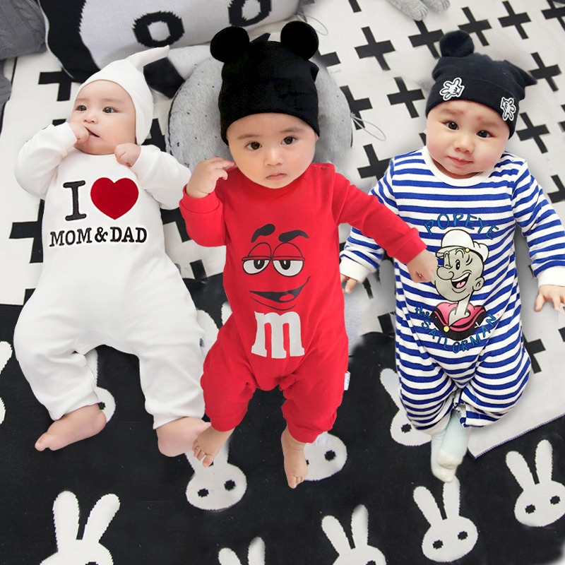 Baby Romper Clothes Toddler Girls Set Boy 1pc Baby Clothing Costume Children's Rompers NewBorn Clothes 3 Months,6M,12 24M 1 Year