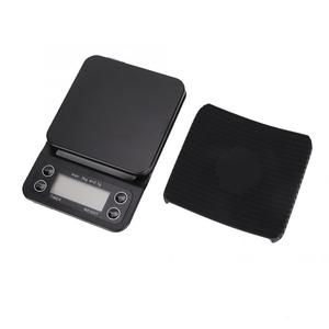 Image 3 - Digital Drip Coffee Scale with Accurate Timing High Precision Electronic Scale Multifunction Kitchen Bakery Food Scale
