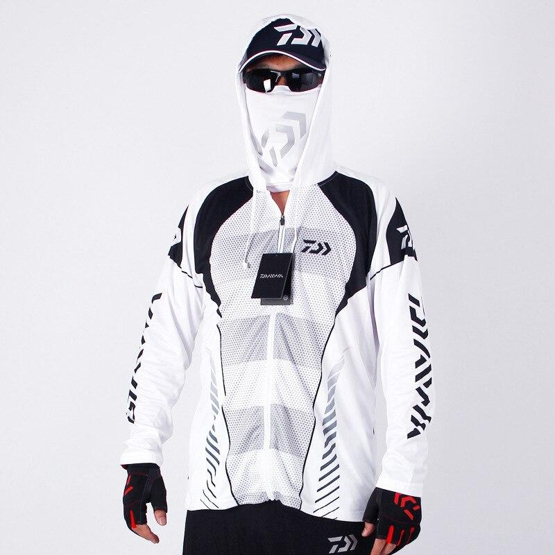 2017 hohe Qualität Outdoor Männer Sportswear Original Kreative Design Angeln Jersey Feuchtigkeit Wicking Einzigartige mit kapuze-kleidung SS002