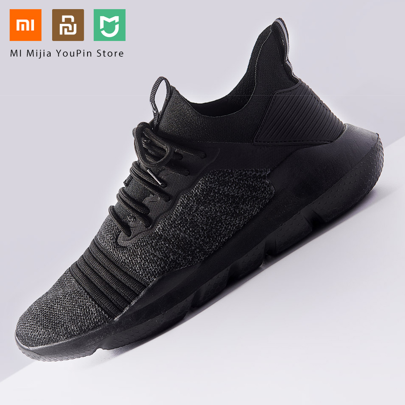 Xiaomi Uleemark Men Woman Casual Shoe s Lac up Men Sho es Lightweight Comfortable Breathable Walking