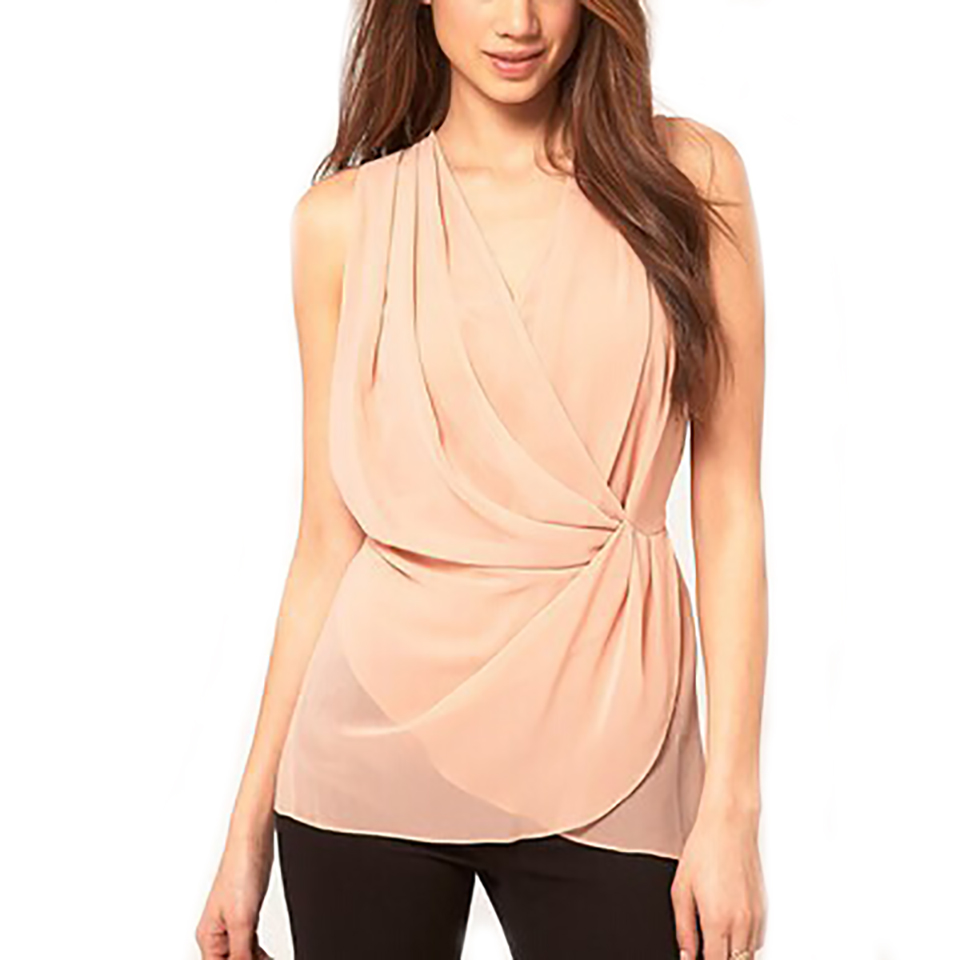Compare Prices on Front Wrap Blouse- Online Shopping/Buy Low Price ...