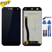 For NOMU S10 LCD Display Touch Screen Assembly 100 Tested New Tested Digitizer Glass Panel Replacement