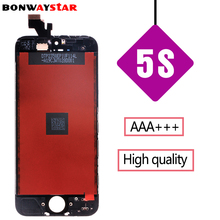 LCD Screen for iPhone 5s Display LCD Touch Screen Digitizer Assembly Replacement for iphone5s lcd ecran pantalla Part original