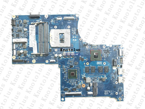 773370-501 773370-001 FOR HP 17-J01 ENVY17-J laptop motherboard HM87 Free Shipping 100% test ok free shipping orginal 630973 001 for hp for envy17 laptop motherboard daosp9mb8do hm67 ddr3 ait 100