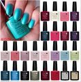 79 Color 24Pcs/lot UV Gel Nail Kit Soak Off LED UV/LED Gel Polish Design cnds Nail Gel Shellacs Salon 7.3ml