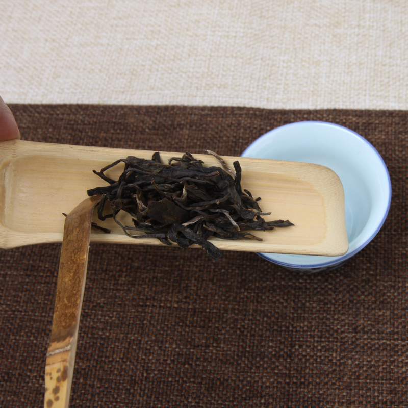 Natural Bamboo Tea Accessories Set 4