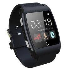 Neue UWatch Bluetooth UX Smartwatch Pulsmesser Mobile Armbanduhr für iPhone Android telefon kompatibel tragbare geräte