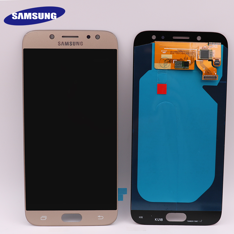 HTB1PXAUwHZnBKNjSZFKq6AGOVXao AMOLED Original Display For SAMSUNG Galaxy J7 Pro LCD Display Touch Screen J730 J730F for SAMSUNG J7 Pro LCD Screen Replacement