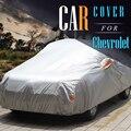 Cubierta Del Coche Auto Interior y Exterior Anti UV Del Sol y la Nieve Protección Contra la lluvia Cubierta Para Chevrolet Beretta Cavalier HHR Rezzo Sonic Aveo