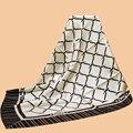 Huajun | | Продаются не шрам бренд шарф 90 шелковый шарф 100% шелк тутового саржа шарфы печати шаль
