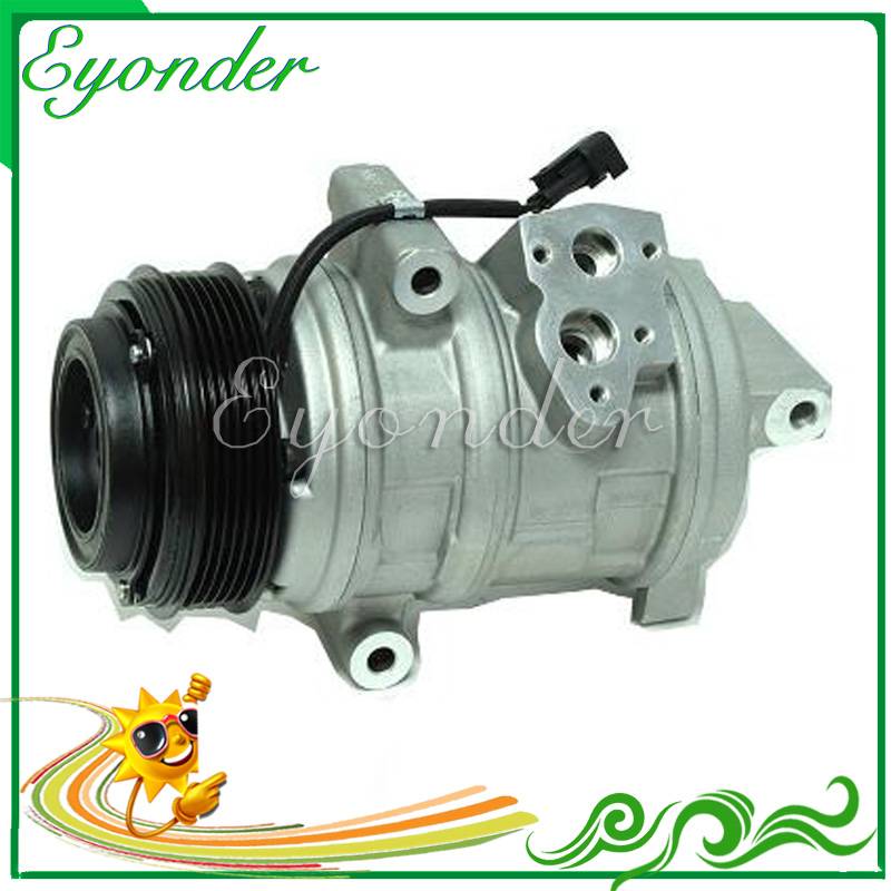 Gowe Air Conditioning Compressor For Car Mazda Cx 7 All: A/C AC Air Conditioning Compressor Cooling Pump 10S20C For