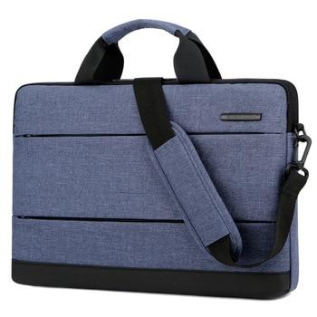 """2018 New Brand Brinch Shoulder Bag For Laptop 15.6 inch 13.3"""",14.6 inch Messenger Handbag Laptop Case Messenger Bag"""