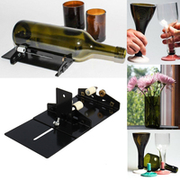 Stainless Steel Bottles Cutter Machine Wine Beer Glass Cutter DIY Decoration Tools For Consrtuction Tool