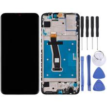 For Huawei P Smart 2019 LCD Display Touch Screen Digitizer Assembly Pepair Parts P Smart 2019 Display with Frame Replacement 6 21original display for huawei p smart 2019 lcd display screen touch digitizer assembly p smart 2019 display repair parts tool