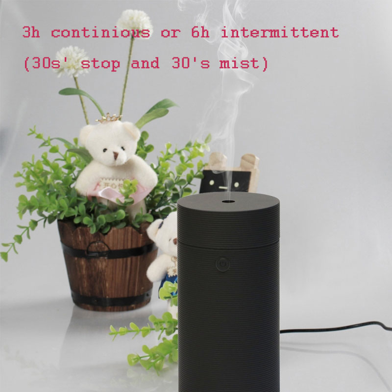 GIAHOL 55ml U55 Mini Perfume Car Humidifier USB charging Aromatherapy Diffuser Portable Air Refresher for Office Travel Home car in Car Air Purifiers from Automobiles Motorcycles