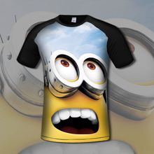 Despicable Adult Summer T-shirt