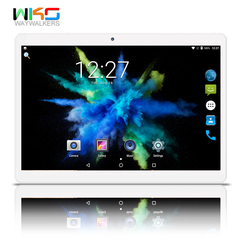 2018 Google 10.1 inch Tablet PC Android 7.0 Octa Core 4GB RAM 32GB ROM 1280*800 IPS Kids Gift Tablets 10 Phone Call Wifi 4G LTE