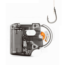 Automatic Portable Electric Tier The Hook Tools Simple Fast Tie Fishing Japanese movement hook