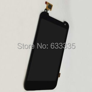 LCD Display Touch Screen Digitizer Assembly For HTC Desire 310 D310 310W front outer glass lens black