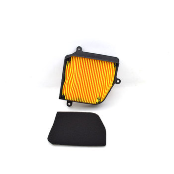 Motorcycle Air Filter Cleaner For Qingqi Suzuki GT125 QS125-5 QS125-5C GT 125cc Aftermarket Spare Parts image