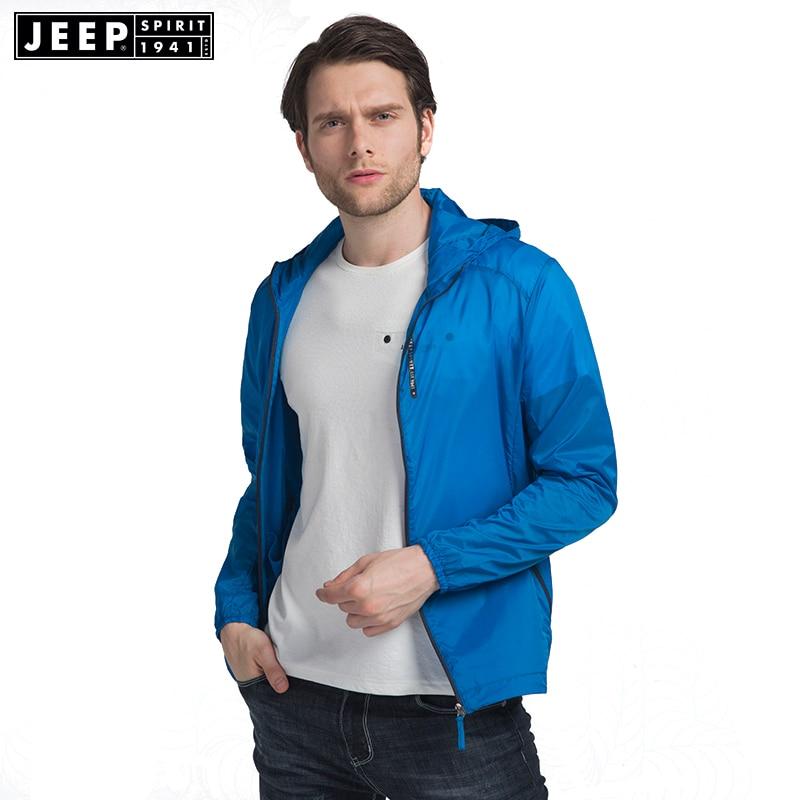 जीईपी स्पिरिट जैकेट - पुरुषों के कपड़े